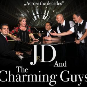 JD & THE CHARMING GUYS